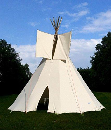 2 30m kinder tipi indianertipi indianerzelt wigwam zelt spielzelt spielhaus gartenhaus pool. Black Bedroom Furniture Sets. Home Design Ideas