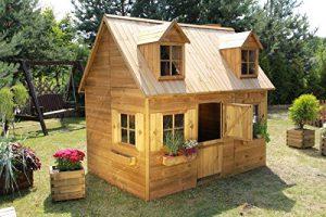 Gartenhaus Holz Kinder : baumotte spielhaus holz kinderspielhaus rotk ppchen ~ Watch28wear.com Haus und Dekorationen