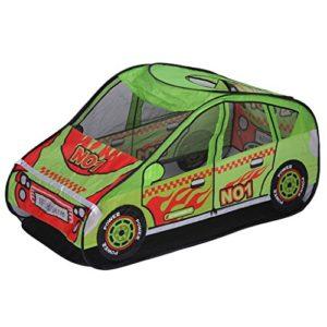 Excelvan-Kinderzelt-Spielzelt-Kinderspielzelt-Auto-Form-Zelt-Spielhaus-Kinderspielhaus-fr-Kinderzimmer-drinnen-und-drauen-0-0
