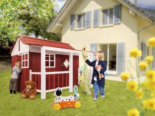 spielhaus fr kinder stunning spielhaus aus holz im garten kinder gartenhaus jogi mit terrasse. Black Bedroom Furniture Sets. Home Design Ideas