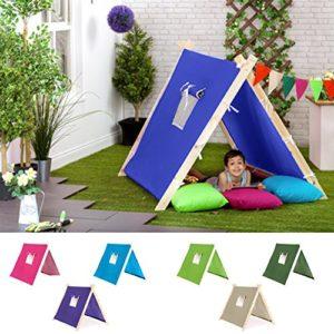 Kinder-Innen-Auen-Stein-Wasserfest-Garten-Spielzelt-Spielhaus-Den-0-0