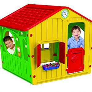 keter kinderspielhaus magic spielhaus kinderhaus gartenhaus spielhaus. Black Bedroom Furniture Sets. Home Design Ideas