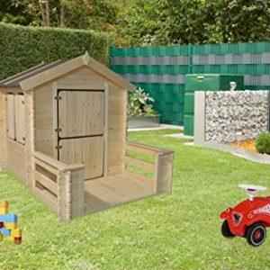Kinder-Spielhaus-Play-Park-Mae-175-x-130-m-aus-19mm-Blockbohlen-0-0