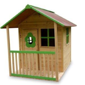 kinderspielhaus holz spielhaus. Black Bedroom Furniture Sets. Home Design Ideas