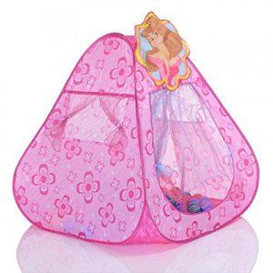 LCP-KIDS-Pop-Up-Spielzelt-Prinzessin-Classic-Kinder-Spielhaus-und-Bllebad-mit-100-bunten-Bllen-0-0