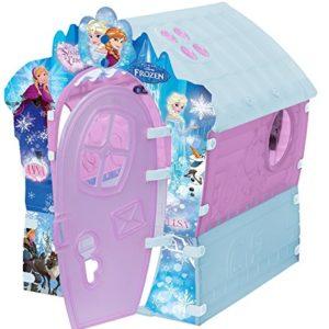 PalPlay-S680-018-Spielhaus-Disney-Frozen-transparenter-Frostoptik-mit-Glitzereffekten-0-0