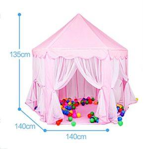Qianle-Kinder-Spielzelt-Prinzess-Spielhaus-3-Farben-0-0