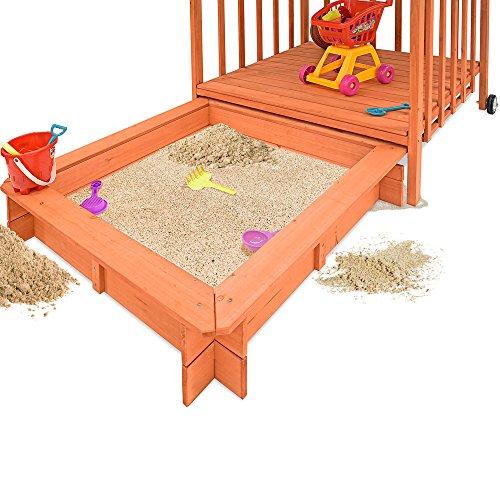 sandkasten dach spielveranda holz spielhaus sonnenschutz deckel sandbox spielhaus. Black Bedroom Furniture Sets. Home Design Ideas