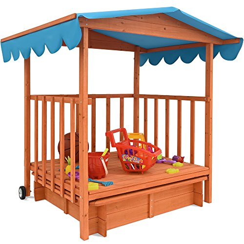 sandkasten dach spielveranda holz spielhaus sonnenschutz. Black Bedroom Furniture Sets. Home Design Ideas