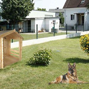 Spielhaus-175-x-130-Meter-aus-19mm-Blockbohlen-Kinder-Gartenhaus-Kinderspielhaus-Kinderhaus-inkl-Fuboden-und-Dachpappe-0-0