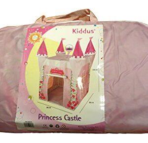 Spielzelt-Prinzessin-Burg-Schloss-mit-100-UV-proteccion-rosa-Haus-fr-die-Mdchen-spielen-hier-regt-die-Phantasie-und-Bildung-Fr-innen-und-auen-Kiddus-0-0