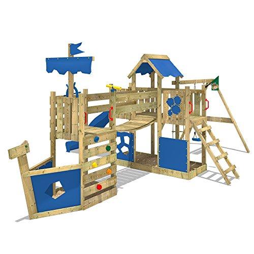 wickey spielturm schiff arcticflyer kletterturm in. Black Bedroom Furniture Sets. Home Design Ideas