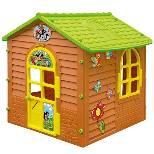 xl spielhaus der kleine maulwurf gartenhaus kinderspielhaus spielhaus. Black Bedroom Furniture Sets. Home Design Ideas