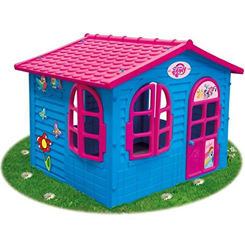 xxl spielhaus my little pony gartenhaus kinderspielhaus spielhaus. Black Bedroom Furniture Sets. Home Design Ideas