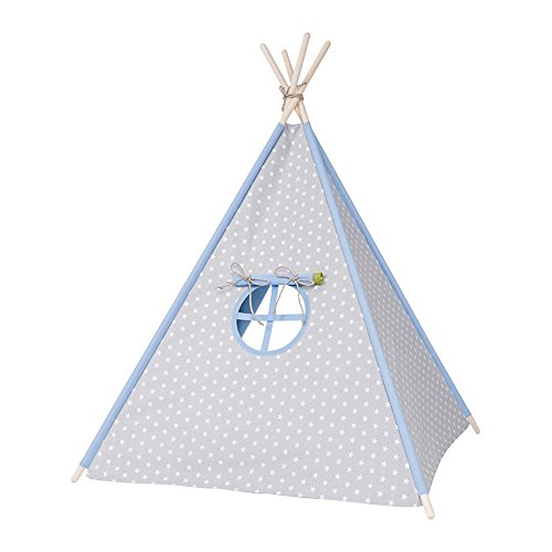 my teepee Spielzelt für Kinder, Tipi, Made in Germany, 10